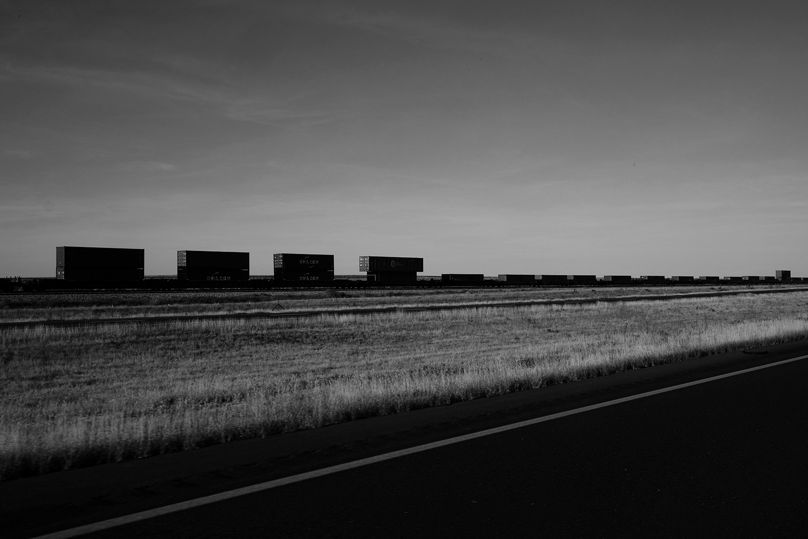 Interstate 40, New Mexico - AMERICANS 45 on